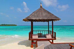 villas in goa beach hut